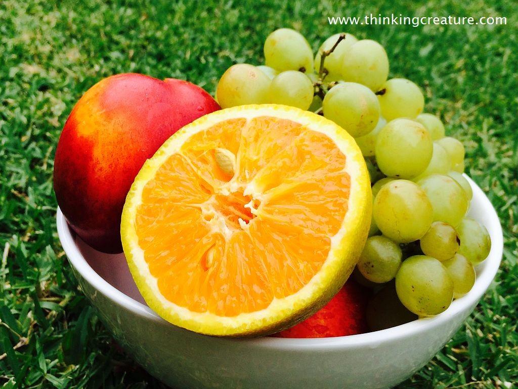 фрукты для красоты
